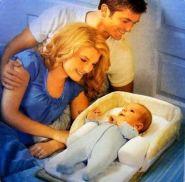 Сумка кроватка для младенцев 2 в 1