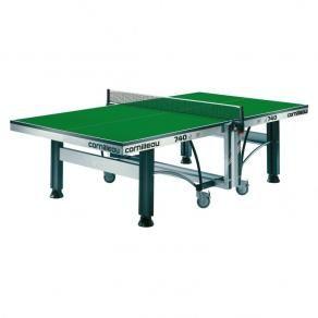 Теннисный стол профессиональный Cornilleau Competition 740 W, ITTF green 117601