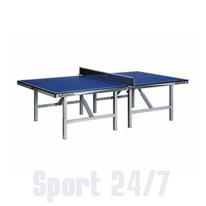 Теннисный стол профессиональный BUTTERFLY EUROPA 25, ITTF(синий) ST-ST-00003