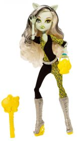 Кукла Фрэнки Штейн (Frankie Stein), серия Монстрические мутации, MONSTER HIGH