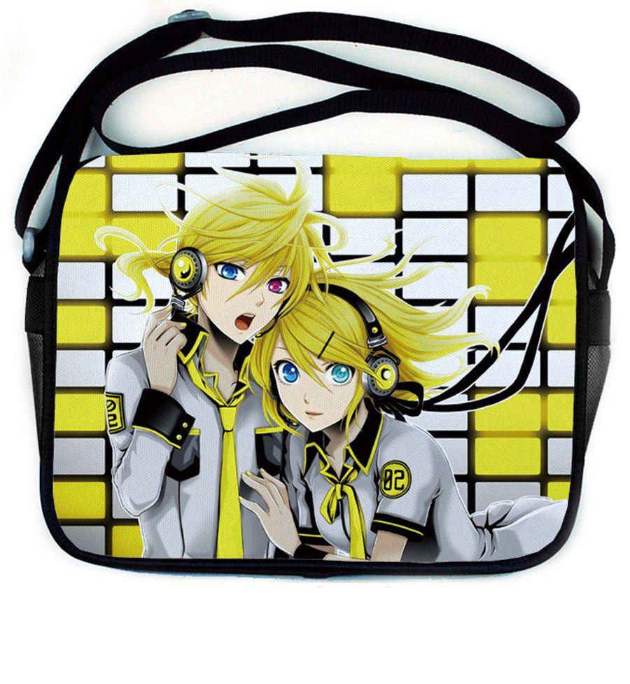 Аниме сумка Kagamine Rin&Len Vokal Ver.