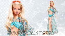 аутфит для куклы Барби Лук У бассейна - Poolside Barbie Fashion