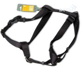 HUNTER SMART шлейка для собак Ecco Sport L (54-87/59-100) нейлон черный
