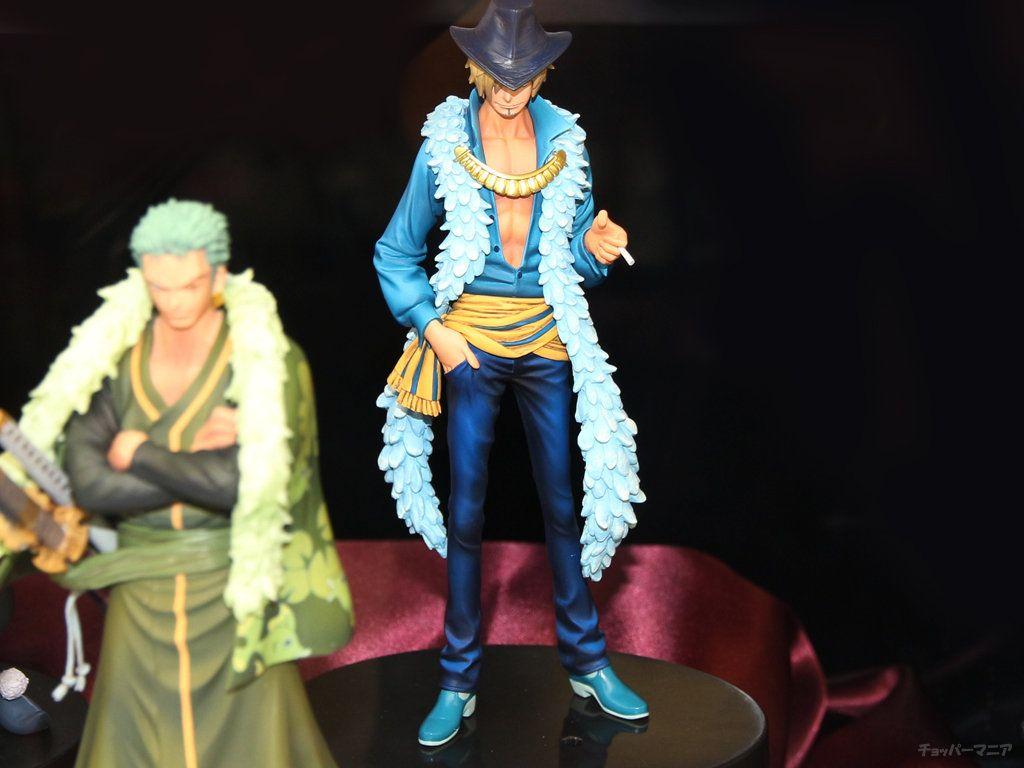 Фигурка Фигурка One Piece: The Grandline Men 15th Sanji (Premium)