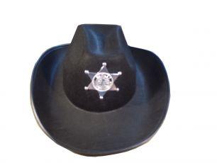 Ковбойская шляпа шерифа