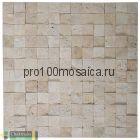 POPCORN Бесшовная Мозаика 3D  Fusion Stone, 296*296 мм (CHAKMAKS, Турция)