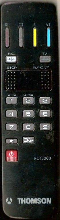 Пульт для Thomson RCT-3000 (TV)