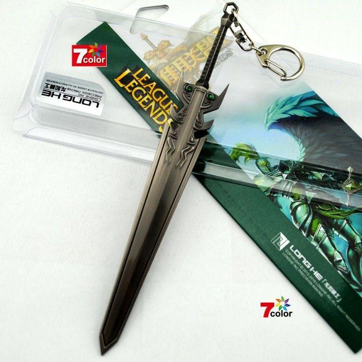 Брелок-меч Dark Sword