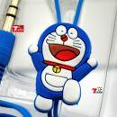 Мини наушники Doraemon