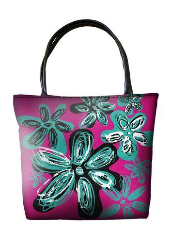 Женская сумка ПодЪполье Blot flower