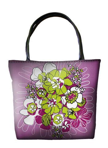 Женская сумка ПодЪполье Green flowers