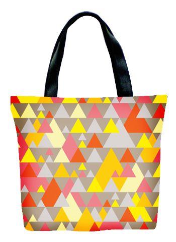 Женская сумка ПодЪполье Triangles-II