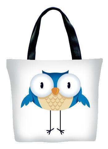 Женская сумка ПодЪполье Owl