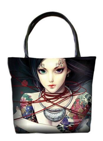 Женская сумка ПодЪполье Anime girl