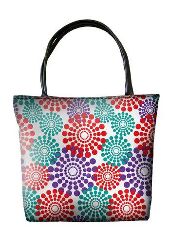 Женская сумка ПодЪполье Ring kaleidoscope