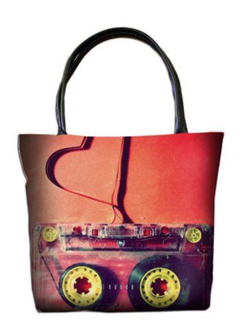 Женская сумка ПодЪполье Music love