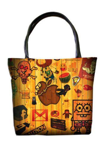 Женская сумка ПодЪполье Sponge Bob