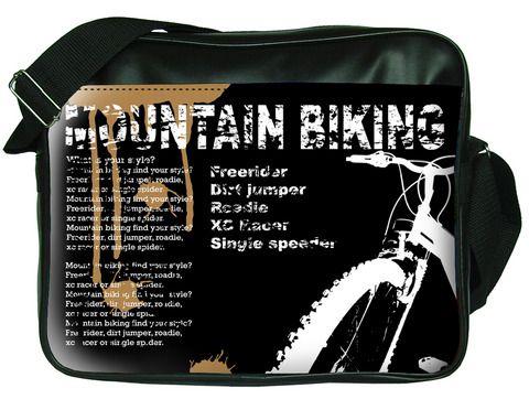 "Молодежная сумка ""ПодЪполье"" Mountain biking II"