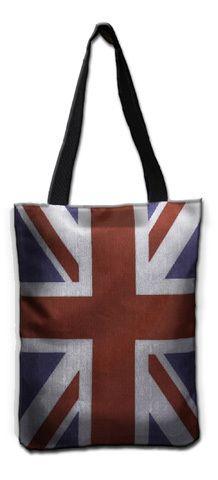 """Авоська """"ПодЪполье"""" British flag"""