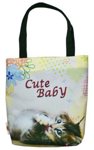 "Авоська ""ПодЪполье"" Cute baby"