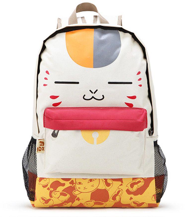 Аниме рюкзак Natsume Yuujinchou