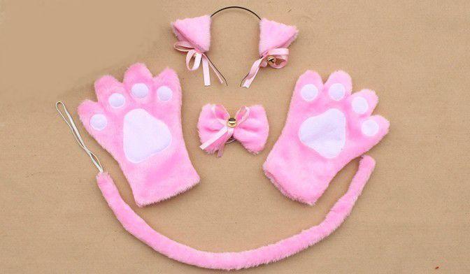 Неко Комплект Розовый