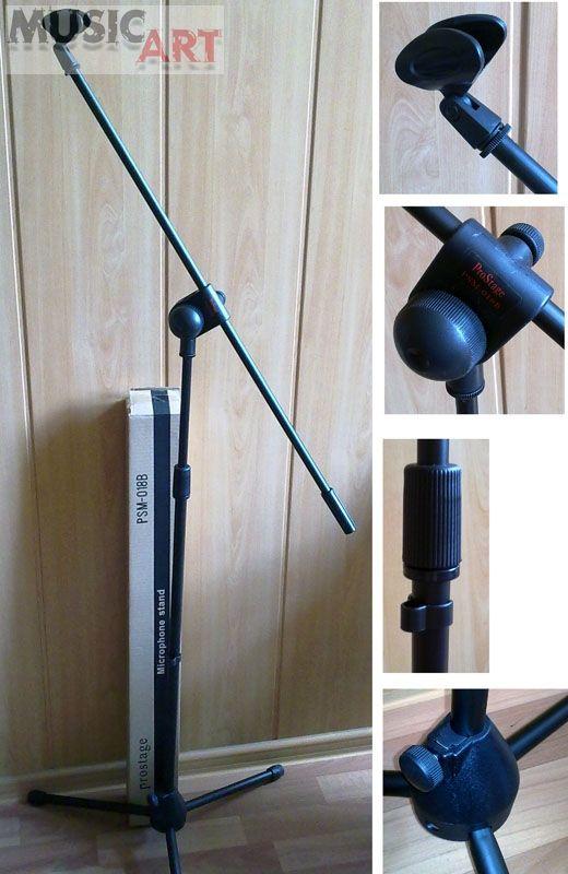 PROSTAGE PSM-017B Стойка микрофонная