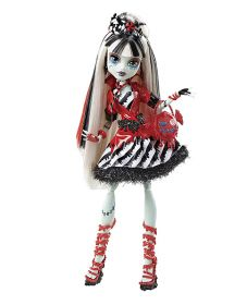 Кукла Фрэнки Штейн (Frankie Stein), серия Сладкий кошмар, MONSTER HIGH