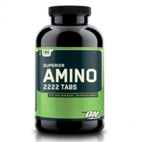 Optimum Nutrition Superior Amino 2222 (160 таблеток)