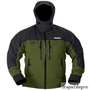 Куртка FRABILL F4 CYCLONE RAINSUIT JACKET, (Green)