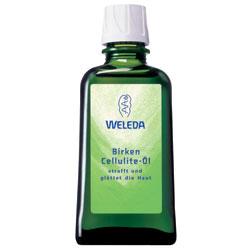 WELEDA Березовое антицеллюлитное масло, 100 мл