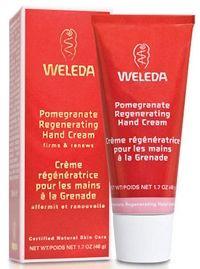 WELEDA Гранатовый восстанавливающий крем для рук, 50 мл