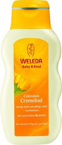 WELEDA Молочко для купания с календулой, 200 мл