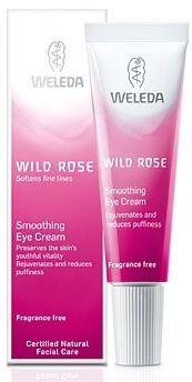 WELEDA Разглаживающий розовый крем-уход для области вокруг глаз, 10 мл