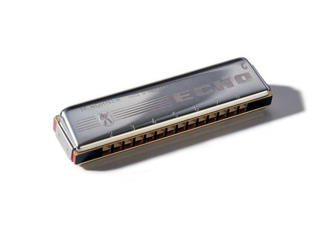 HOHNER Echo Tremolo 2209/28 C (M220901) Губная гармоника до-мажор