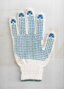 перчатки рабочие хб 4 нити 7 класс стандарт+