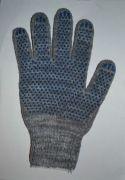 перчатки рабочие хб 6 нитей 7,5 класс серые