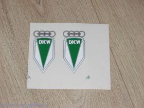 Наклейки DKW