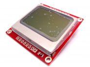 LCD Дисплей 84x48 (Nokia 5110)