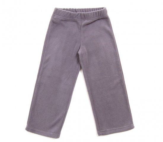 Флисовые брюки для мальчика