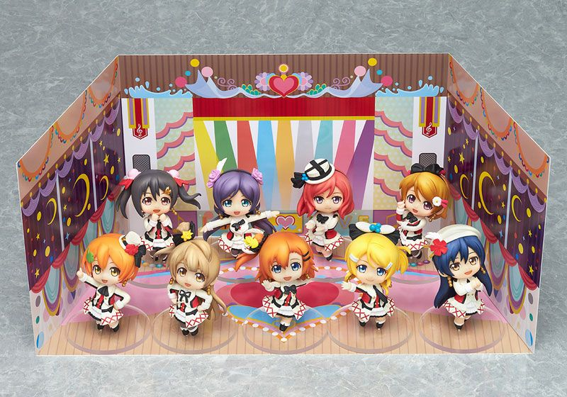 Набор фигурок Nendoroid Petite: Love Live!