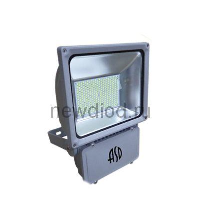 Прожектор светодиодный СДО-3-200 200Вт 160-260В 6500К IP65 ASD