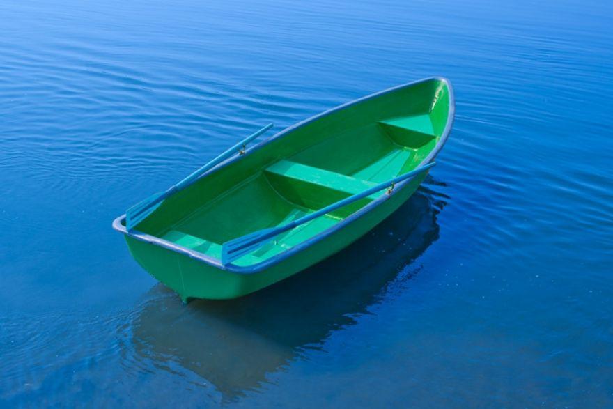 Моторная Лодка Голавль с усиленным транцем