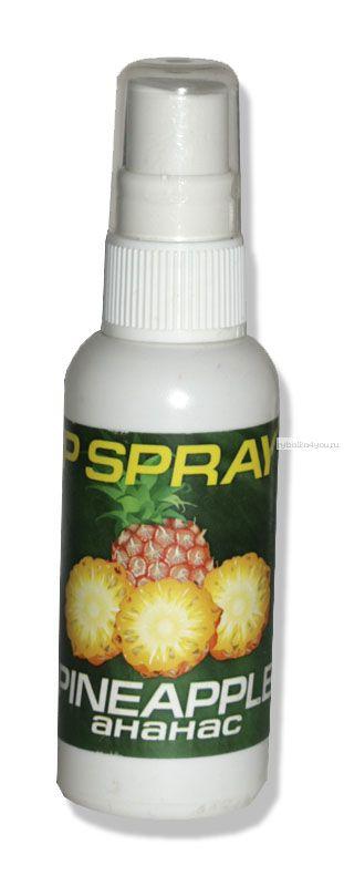 Спрей Silver Bream Dip Spray Ананас 60мл