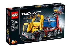 Lego Technic 42024 Контейнеровоз #