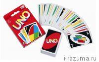 Уно  (Uno) Оригинальная от Mattel