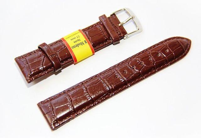 Ремень 22 мм., MODENO, коричневый
