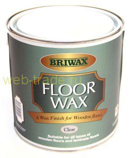 Воск для пола (Floor wax Briwax)