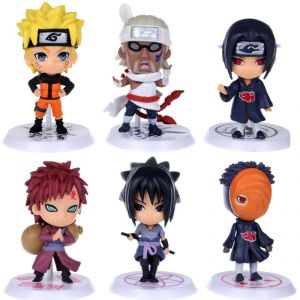 Набор фигурок Naruto