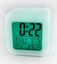 Часы Аврора с 7-цветной подсветкой